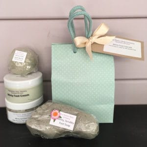 Minty Foot Care Kit