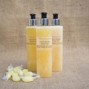Lemon Sherbert shower gel