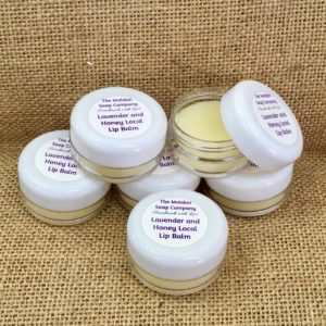 Lavender and Honey Local Lip Balm