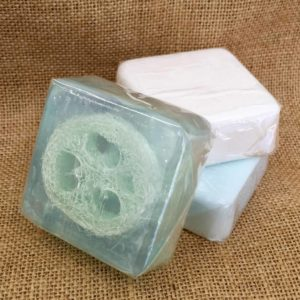Beside the seaside soap collection