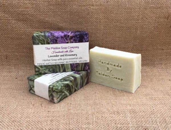 Lavender and Rosemary Soap