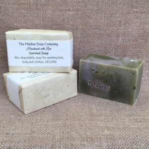 Unfragranced Soaps