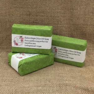 Extra Virgin Olive Oil Castille Soap