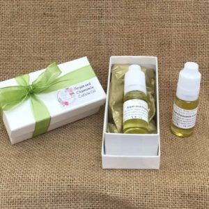Argan and Chamomile Cuticle Oil