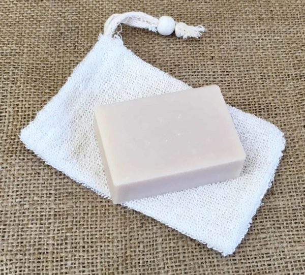 Ramie shower Bags from The Maldon Soap Company