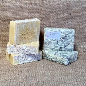 Local Ingredient Soaps