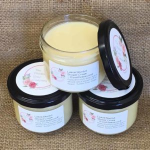 Lemon Sherbet Shower Cream from The Maldon Soap Company