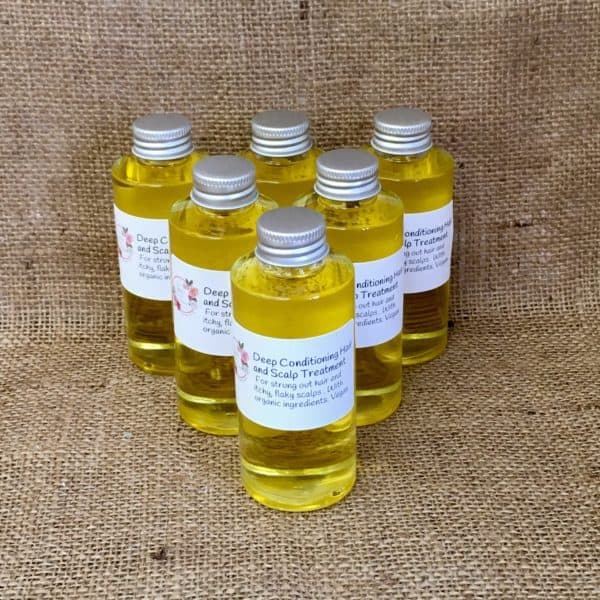 Deep Conditioning hair and scalp treatment from The Maldon Soap Company