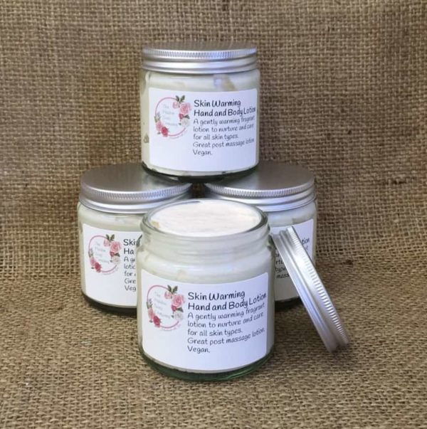 Skin Warming Hand and Body Lotion from The Maldon Soap Company