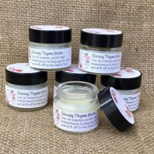 Sleepy Thyme Balm from The Maldon Soap Company