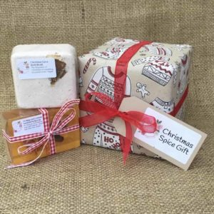 Christmas Spice Gift from The Maldon Soap Company