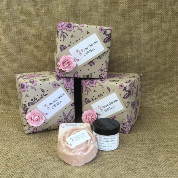 Rose Garden Gift from The Maldon Soap Company