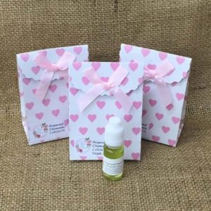 Argan and Chamomile cuticle oil from The Maldon Soap Company