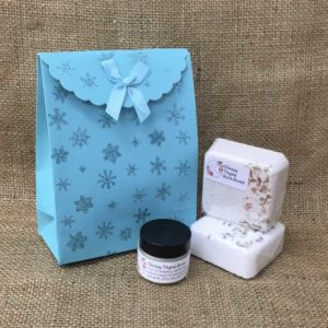 Sleepy thyme gift pack from The Maldon Soap Company