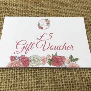 £5 voucher from The Maldon Soap Company
