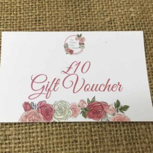 £10 gift voucher from The Maldon Soap Company