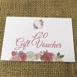 £20 gift voucher from The Maldon Soap Company