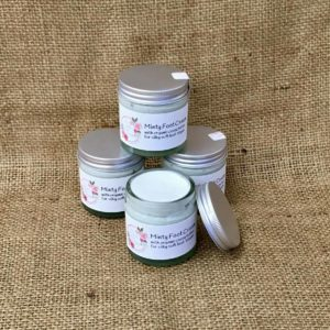 Minty Foot Cream from The Maldon Soap Company