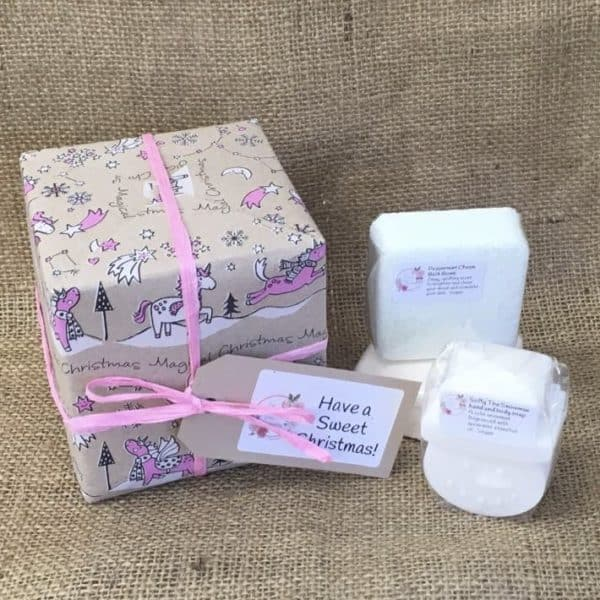 Have a sweet Christmas gift from The Maldon Soap Company