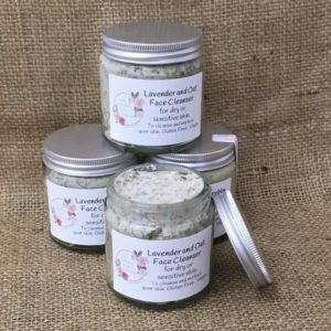 Lavender and Oat Facial Cleanser from The Maldon Soap Company