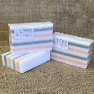 Patchouli Rose Soap from The Maldon Soap Company