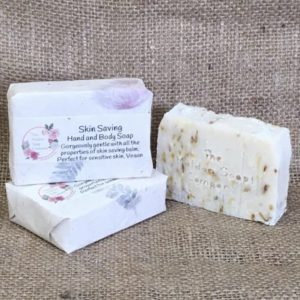 Skin Saving Soap from The Maldon Soap Company