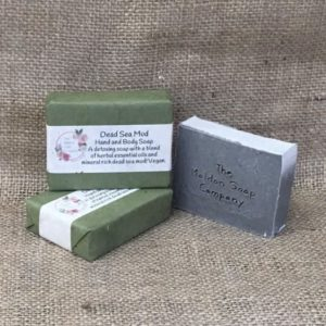 Dead Sea Mud Soap from The Maldon Soap Company