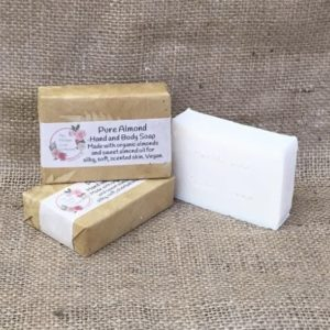 Pure Almond Soap from The Maldon Soap Company