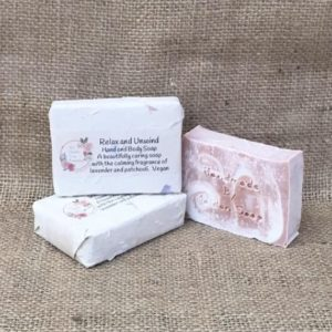 Relax and Unwind Soap from The Maldon Soap Company