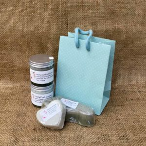 Minty Foot Care Collection from The Maldon Soap Company