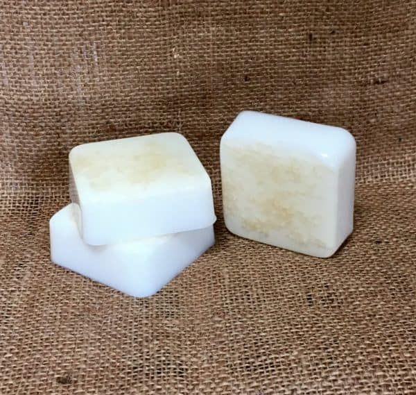 Coconut and Almond soap from The Maldon Soap Company