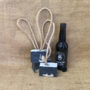 Local Beer Solid Shampoo-On-A-Rope from The Maldon Soap Company