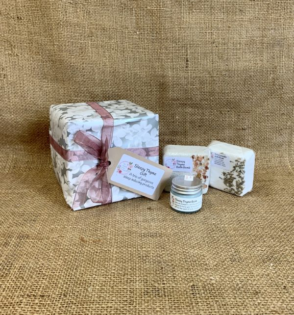 Sleepy Thyme Gift Set from The Maldon Soap Company