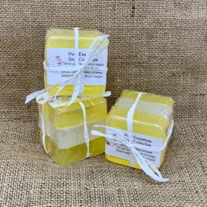 Pure Essentials Soap Collection from The Maldon Soap Company