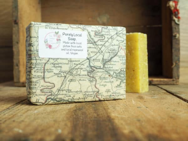 Purely Local Soap from The Maldon Soap Company