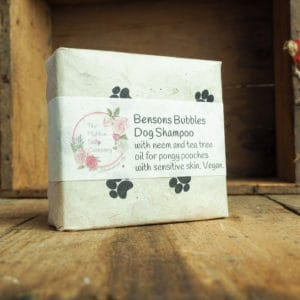 Bensons Bubbles Dog Shampoo from The Maldon Soap Company