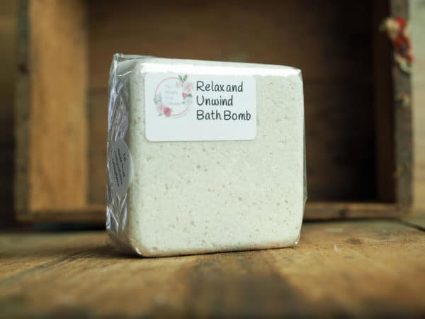 Relax and Unwind Bath Bomb from The Maldon Soap Company