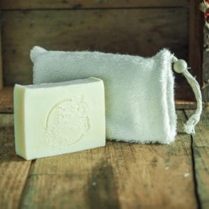 Bamboo Soap Bags from The Maldon Soap Company