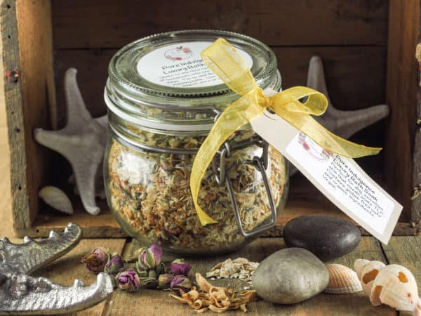 Pure Indulgence Luxury Bath Soak from The Maldon Soap Company