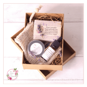 Lavender Lovers Gift Box from The Maldon Soap Company