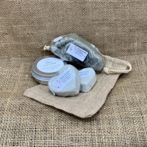 Minty Foot Care Kit from The Maldon Soap Company