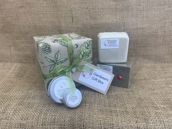Gardeners Gift Box from The Maldon Soap Company