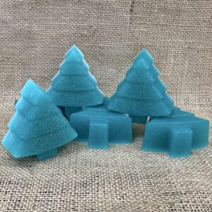 Christmas Tree Soap from The Maldon Soap Company