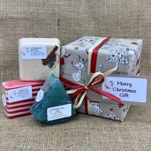 Merry Christmas Gift from The Maldon Soap Company