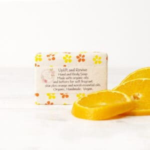 Uplift and Revive Soap from The Maldon Soap Company
